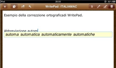 CapturFiles10 WritePad Italiano: unapplicazione per il riconoscimento avanzato della scrittura