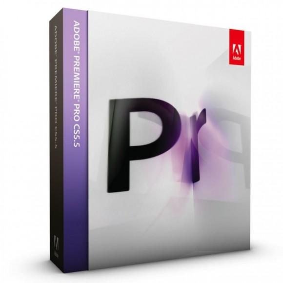 adobe premiere pro cs5 580x580 Adobe Premiere CS5 incrementa le vendite del 45% dopo il rilascio di Final Cut Pro X