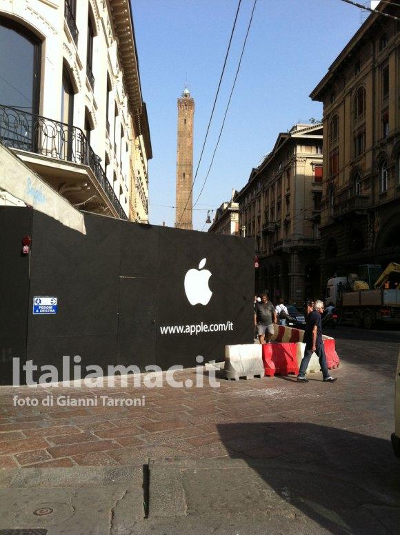 applestore italiamac bo 2 580x776 Anteprima Apple Store Bologna, le foto di Italiamac