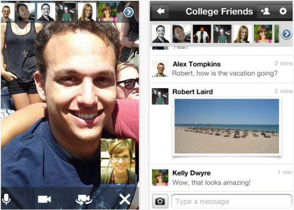 google + 580x414 Google Plus per iOS si aggiorna aggiungendo nuove funzionalità