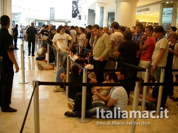 italiamac applestorecampania 07 580x435 Inaugurazione Apple Store Campania, il reportage di Italiamac e la galleria fotografica *Aggiornato