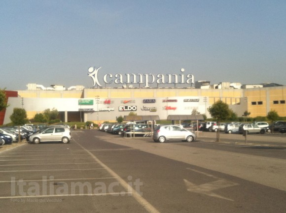 italiamac campania 1 580x433 Anteprima The Day Before: LApple Store Campania ad un giorno dallinaugurazione [Foto]