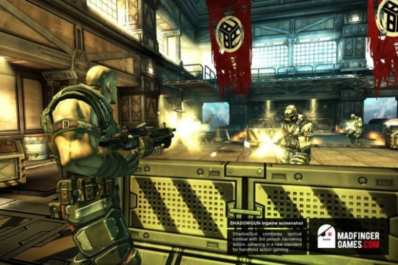 shadowgun for android 4 600x400 580x386 E disponibile in App Store Shadowgun, un bellissimo sparatutto in terza persona
