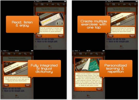 Karaoke4English 580x420 Karaoke4English: un metodo divertene per imparare l'inglese con liPhone