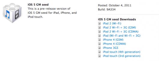Screen Shot 2011 10 04 at 9.04 530x205 Disponibile per i developers la versione GM di iOS5