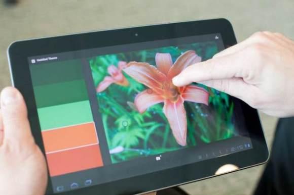 adobe kuler 580x386 Adobe presto lancerà sei nuove applicazioni dedicate ai tablet