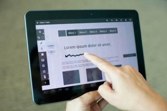 adobe proto 580x386 Adobe presto lancerà sei nuove applicazioni dedicate ai tablet