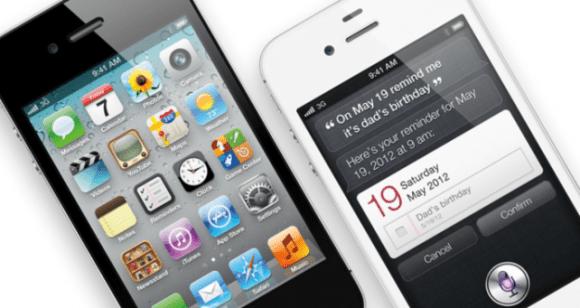 iPhone 4S1 580x308 Loperatore statunitense ATeT annuncia un milione di attivazioni effettuate su iPhone 4S