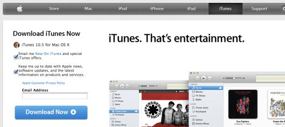 screen shot 2011 10 11 at 12 53 38 pm 580x259 iTunes 10.5 disponibile per il download
