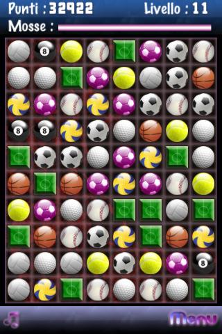 screenshot1 SwapBall: un divertente puzzle game per tante ore di intrattenimento