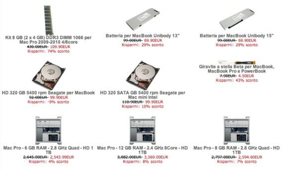 Schermata 11 2455891 alle 11.03.40 580x343 Giornata di sconti sullApple Store Online e su BuyDifferent