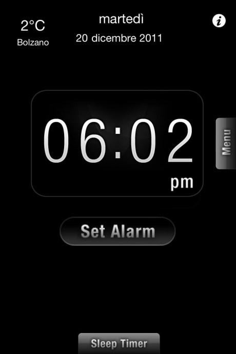 20111221 115520 580x870 Porta la tua sveglia con te grazie Smart Alarm Pro