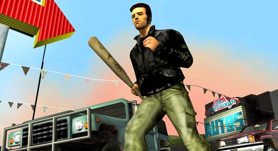 GTA III1 Grand Theft Auto III per iOS arriva il 15 dicembre