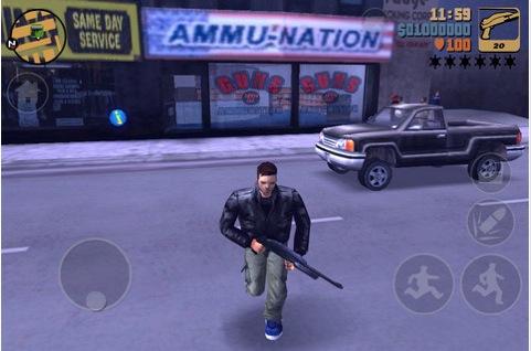 Schermata 12 2455911 alle 14.56.33 Grand Theft Auto III per iOS è disponibile su App Store