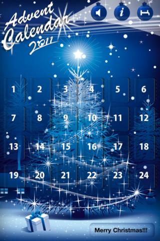 avv Il Calendario dell'Avvento 2011 per iPad, iPhone e iPod Touch