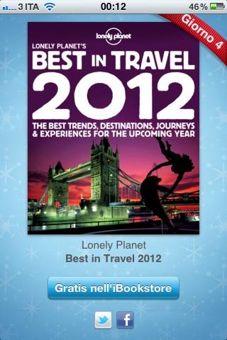 bit2012 12 giorni di regali: in viaggio con Best in Travel 2012