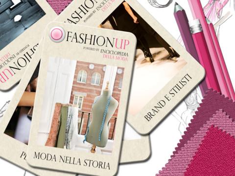 fashionup FashionUp, app enciclopedica sul mondo della moda