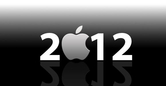 2012 apple Un 2012 da Apple; tra rumors e sicurezze.