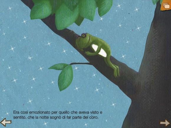 Lamusicadibufo screenshot05 580x435 La musica di Bufo, Libro per bambini dai 3 anni in su per iPad
