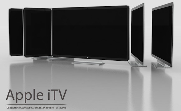 itv concept La possibile nuova TV di Apple spaventa il settore dellHome Entertainment.