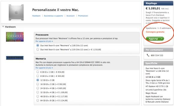 macpro spedizione home 580x352 Mac Pro. Aumentano i giorni per la spedizione, aggiornamento in vista?