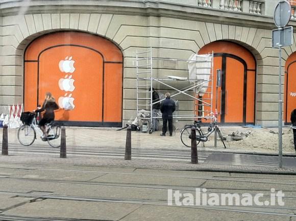 IMG 0953 580x433 Il nuovo Apple Store olandese di Amsterdam apre il 3 marzo, nuove foto di Italiamac