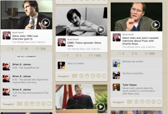 Schermata 02 2455974 alle 18.34.14 580x394 Chill: tutte le interviste di Steve Jobs raccolte in un sito