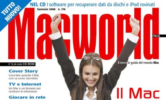 macworld italia cover 580x350 Il rilancio dello storico Macworld in Italia