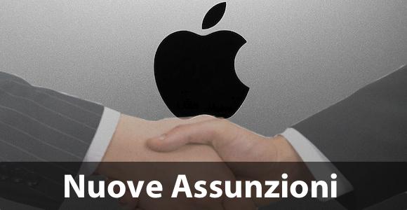 nuove assunzioni apple italiamac Giorni caldi per Apple, nuove assunzioni deccellenza.