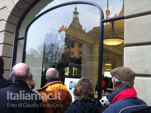 1 Linaugurazione del nuovo Apple Store ad Amsterdam, il reportage di Italiamac