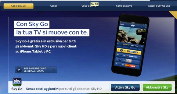 Immagine 03 2455989 alle 12.07.19 580x310 Sky lancia lapplicazione Sky Go anche per iPhone e Mac OS X