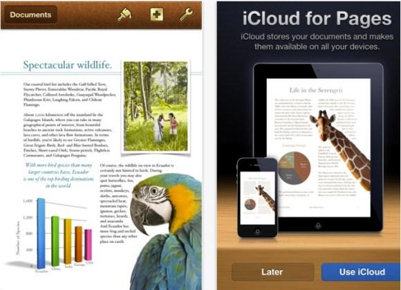 Immagine 03 2455995 alle 12.23.34 580x419 Disponibili su App Store le nuove versioni di iWork, iPhoto, iMovie e Garageband