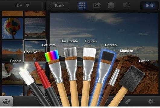 Immagine 03 2455995 alle 12.40.24 Disponibili su App Store le nuove versioni di iWork, iPhoto, iMovie e Garageband