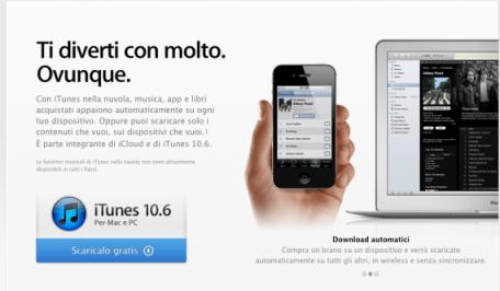 Schermata 03 2455994 alle 21.20.18 570x333 Apple rilascia iTunes 10.6 implementando la compatibilità totale con iCloud