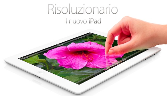new ipad Apple distrugge la concorrenza, solo con un semplice keynote