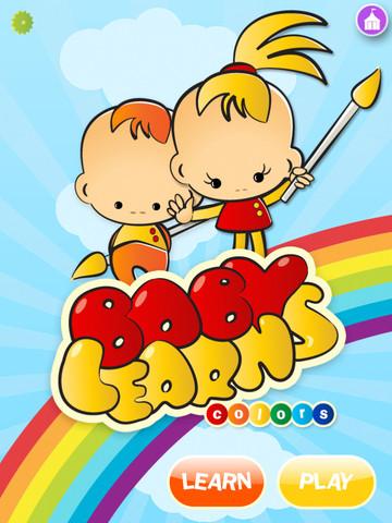 1807 1 baby learns colors Insegnare i colori ai più piccoli giocando con Baby Learns Colors per iPad