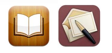 Immagine Nuovo aggiornamento disponibile per le app Cards e iBooks