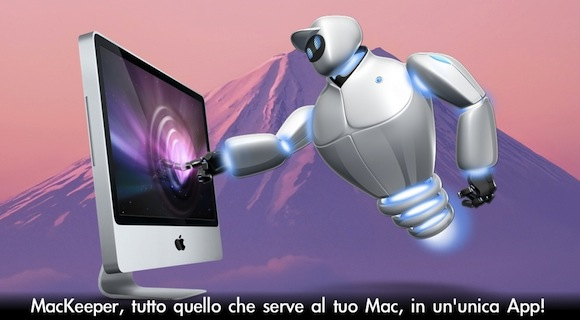 MacKeeper home Mackeeper, tutto quello che serve in ununica App.