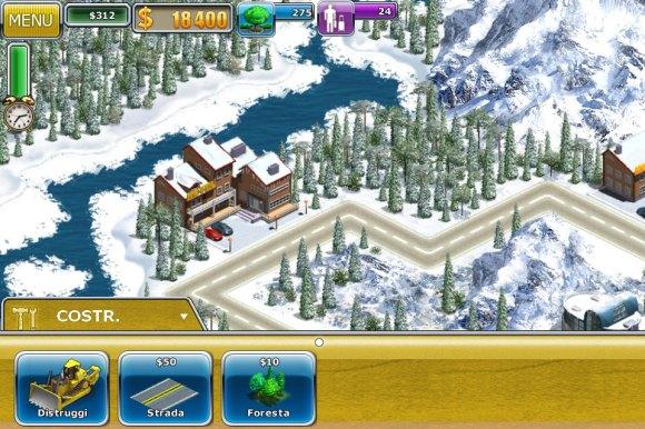 Virtual City 2 a 580x386 Diamo uno sguardo al gioco per iOS Virtual City 2: Paradise Resort