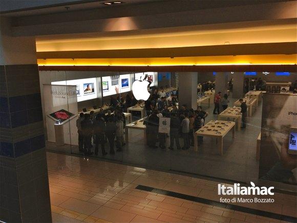 apple store roma 5 580x435 Gita allApple Store Porta di Roma, le foto di un lettore