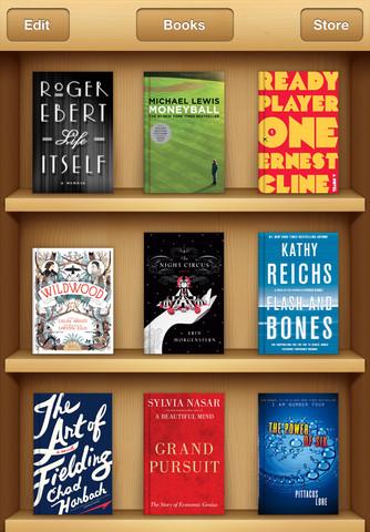 ibooks Nuovo aggiornamento disponibile per le app Cards e iBooks