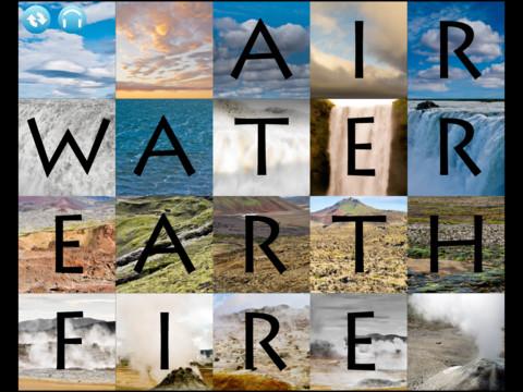 ice1 La app Iceland: air, water, earth, fire in promozione fino all11 Aprile