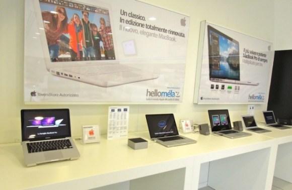 06 06236505b6 580x378 Intervista a Luca di Giulio di helloméla, il rivenditore Apple di Udine compie 2 anni.