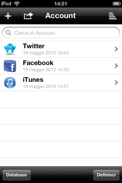 IMG 07021 580x870 Tutorial iPhone: Creare un database per memorizzare le proprie password con iDatabase