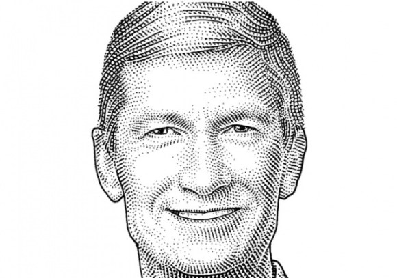 Tim Cook atd 580x407 Il CEO di Apple Tim Cook allAllThingsD
