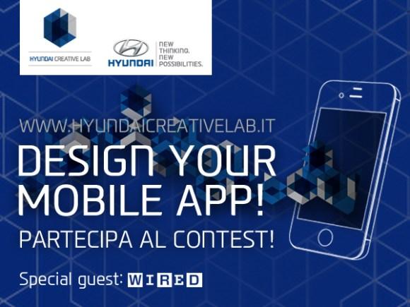 banner oriz wired 580x435 Creative Mobile App Contest di Hyundai per una App iOS, in palio fino a 3.000 Euro