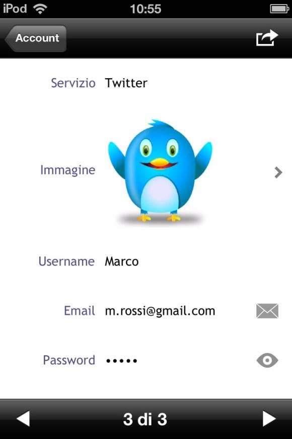 fotoidb131 580x870 Tutorial iPhone: Creare un database per memorizzare le proprie password con iDatabase