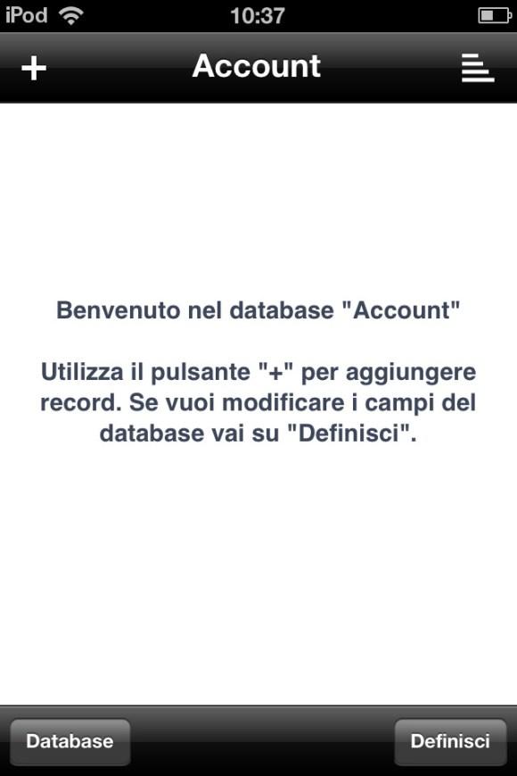 fotoidb3 580x870 Tutorial iPhone: Creare un database per memorizzare le proprie password con iDatabase