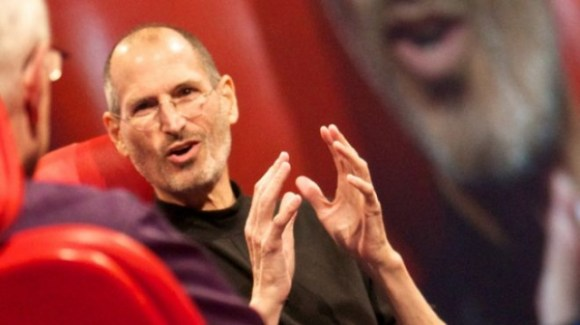 jobs at d 580x325 La raccolta di tutte le interviste di Steve Jobs allAllThingsD gratis su iTunes