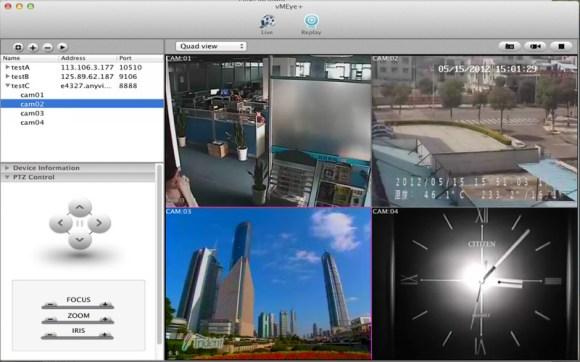 vMEye 580x362 Gratis Mac: vMEye+, CodeVue, Sip...